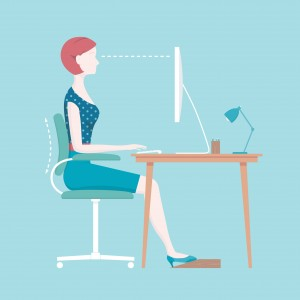 Eugene chiropractor discusses workplace ergonomics