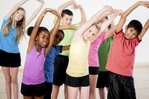 Eugene kids - fit, healthy, active