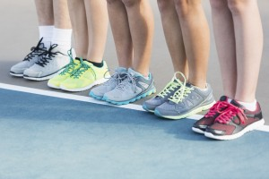 Chiropractic advice for choosing athletic shoes