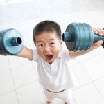 Eugene chiropractor discusses weight training and children