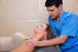Physical therapy after auto accident injury