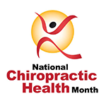 National Chiropractic Health Month Logo