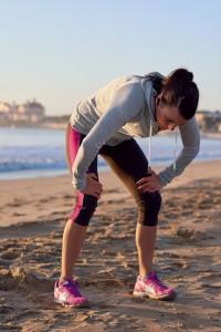 Eugene sports chiropractor on overtraining