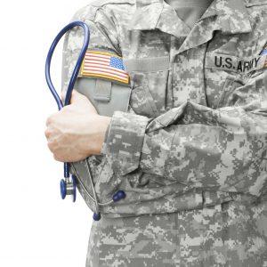 Veterans using acupuncture